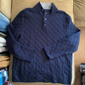 Men's Croft & Barrow Button Up Sweater